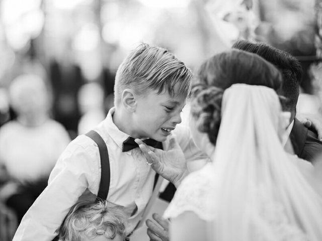La boda de Cristian y Davinia en Igualada, Barcelona 50