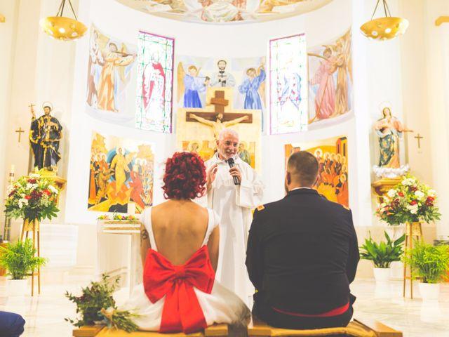 La boda de Simon y Nazareth en Cartagena, Murcia 6
