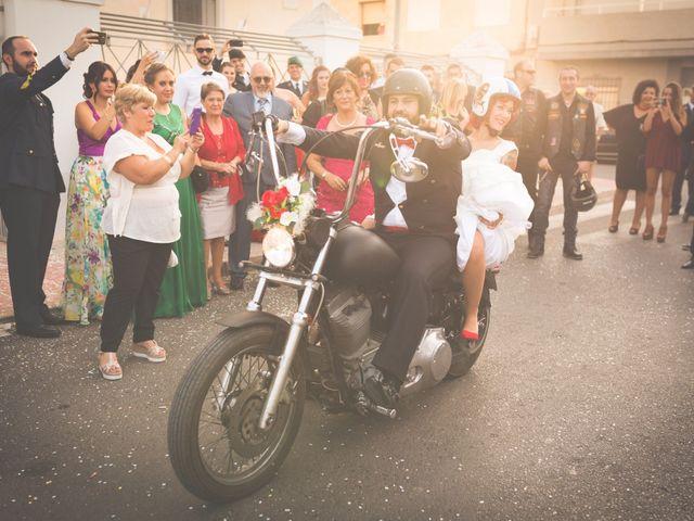 La boda de Simon y Nazareth en Cartagena, Murcia 7