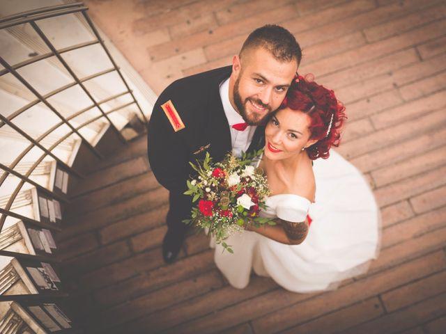 La boda de Simon y Nazareth en Cartagena, Murcia 9