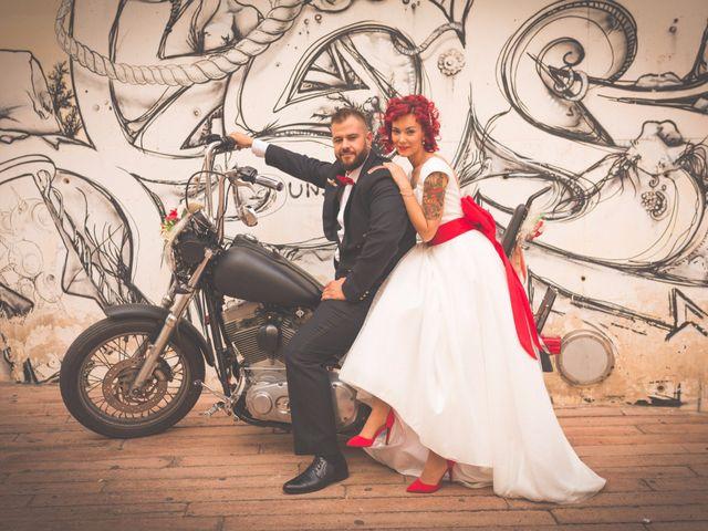 La boda de Simon y Nazareth en Cartagena, Murcia 10