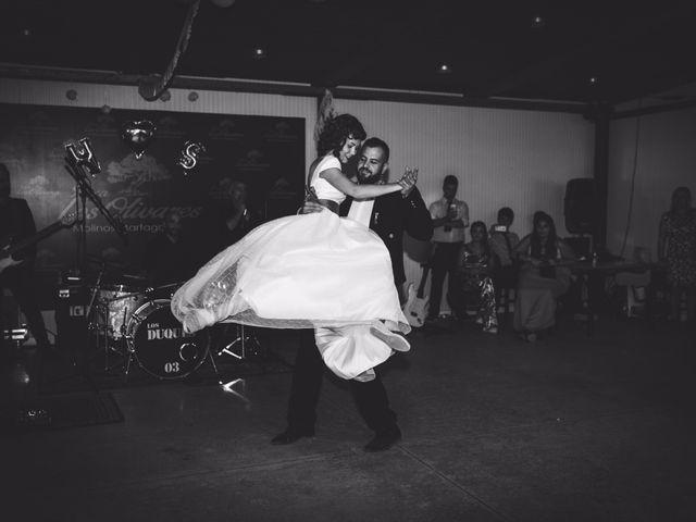 La boda de Simon y Nazareth en Cartagena, Murcia 14