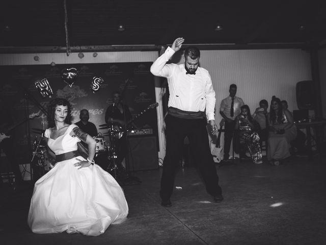 La boda de Simon y Nazareth en Cartagena, Murcia 15