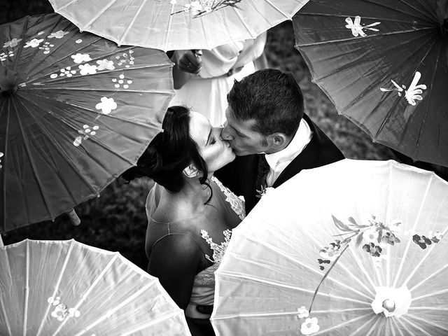 La boda de Robert y Ingrid en Sallent, Barcelona 1