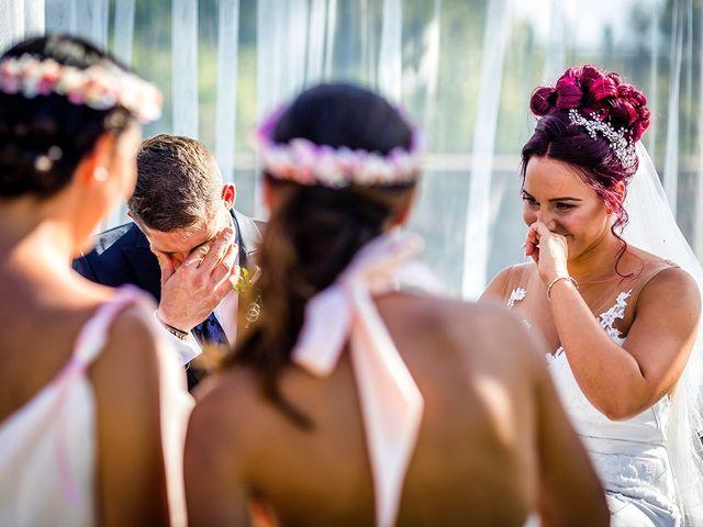 La boda de Robert y Ingrid en Sallent, Barcelona 17