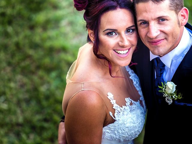 La boda de Ingrid y Robert