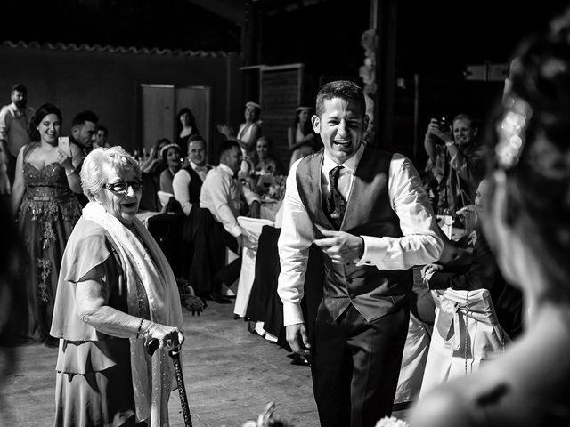 La boda de Robert y Ingrid en Sallent, Barcelona 58