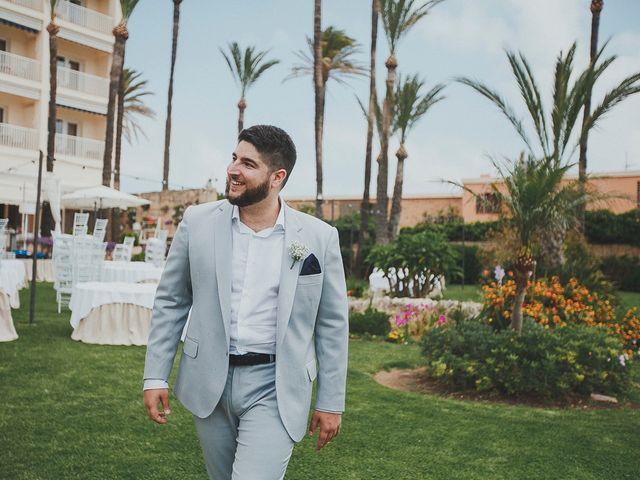 La boda de Julián y Tole en Xàbia/jávea, Alicante 14