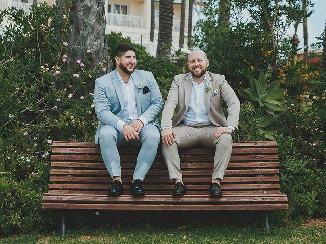 La boda de Julián y Tole en Xàbia/jávea, Alicante 16