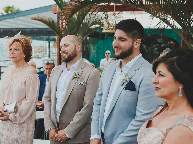La boda de Julián y Tole en Xàbia/jávea, Alicante 25
