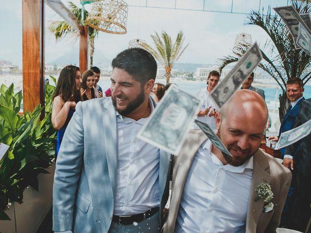 La boda de Julián y Tole en Xàbia/jávea, Alicante 1