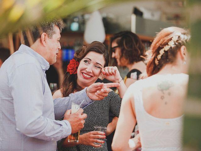 La boda de Julián y Tole en Xàbia/jávea, Alicante 32