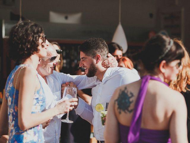 La boda de Julián y Tole en Xàbia/jávea, Alicante 41