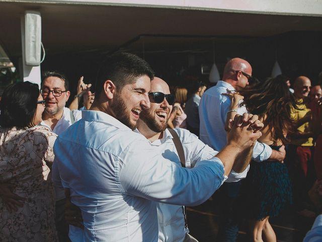 La boda de Julián y Tole en Xàbia/jávea, Alicante 2