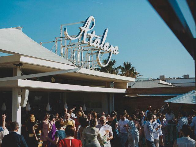 La boda de Julián y Tole en Xàbia/jávea, Alicante 53