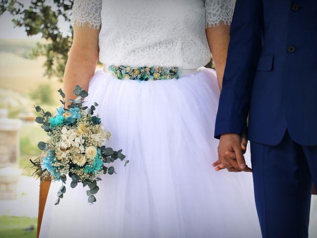 La boda de Alberto y Raquel en Villalibado, Burgos 12