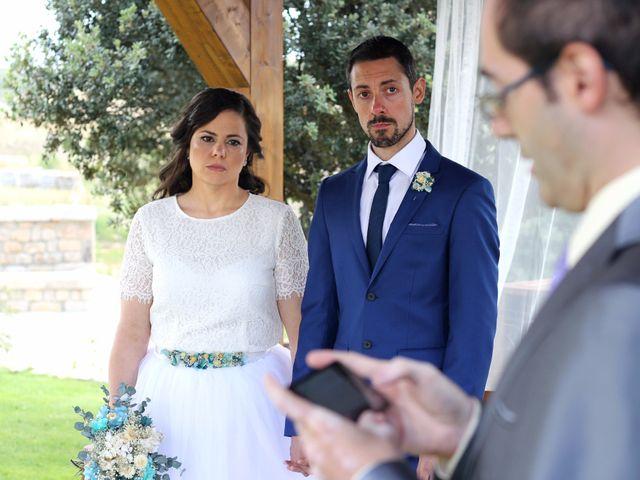 La boda de Alberto y Raquel en Villalibado, Burgos 13