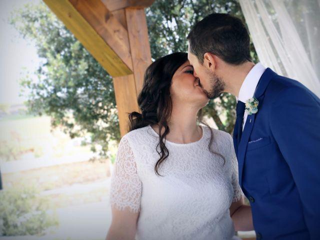 La boda de Alberto y Raquel en Villalibado, Burgos 1