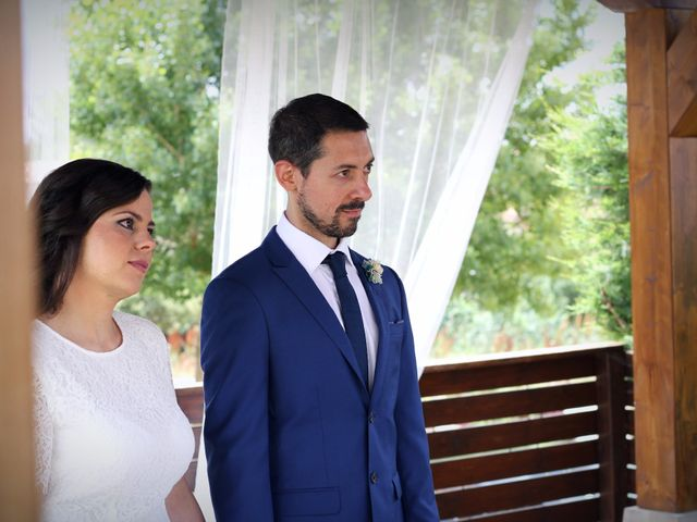 La boda de Alberto y Raquel en Villalibado, Burgos 10