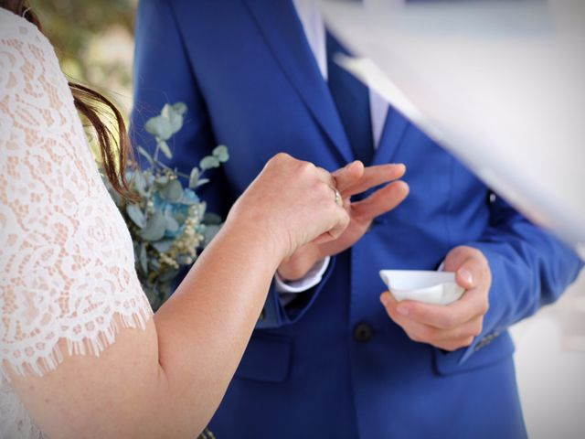 La boda de Alberto y Raquel en Villalibado, Burgos 14