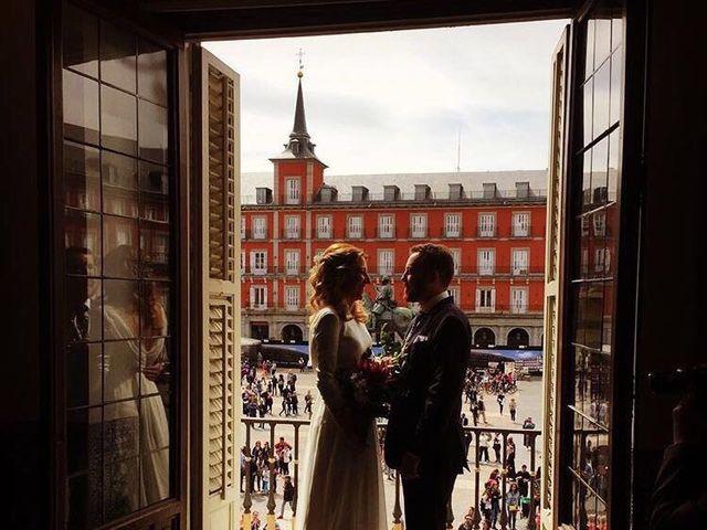 La boda de Héctor y Arancha en Madrid, Madrid 1