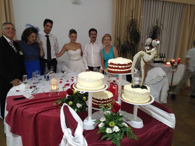 La boda de David  y Nieves  en Casar De Palomero, Cáceres 4