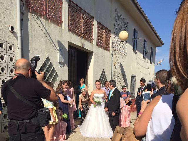 La boda de David  y Nieves  en Casar De Palomero, Cáceres 7