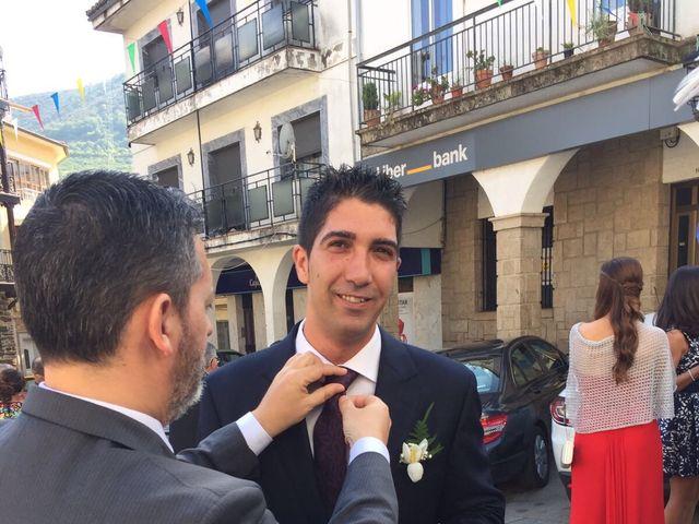 La boda de David  y Nieves  en Casar De Palomero, Cáceres 8