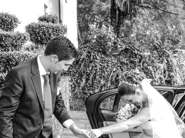 La boda de David  y Nieves  en Casar De Palomero, Cáceres 19
