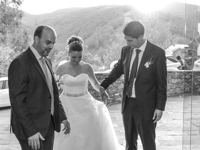 La boda de David  y Nieves  en Casar De Palomero, Cáceres 20