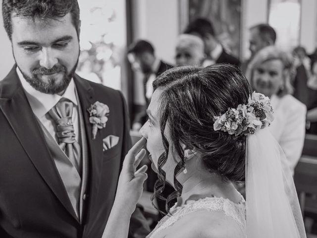 La boda de Estefania y Adrian