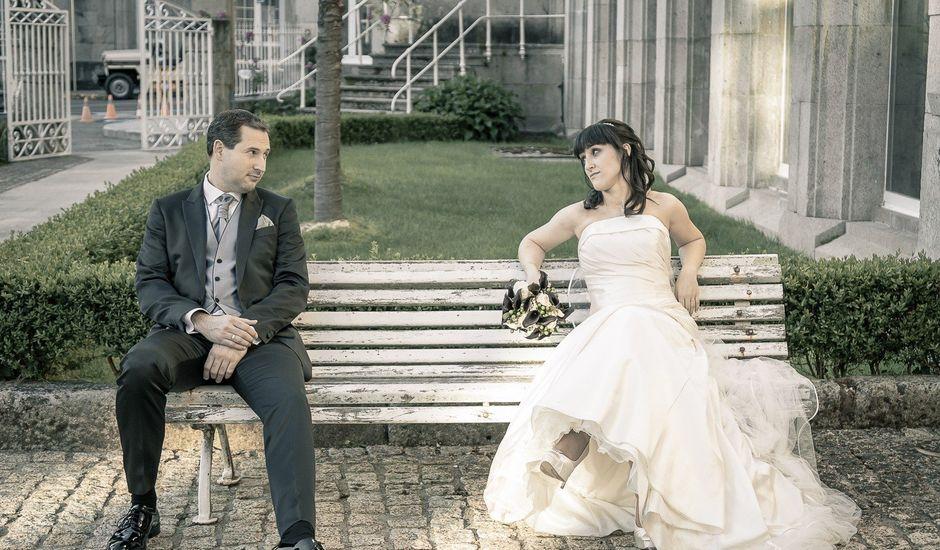 La boda de Agustín y Raquel en Ponteareas, Pontevedra