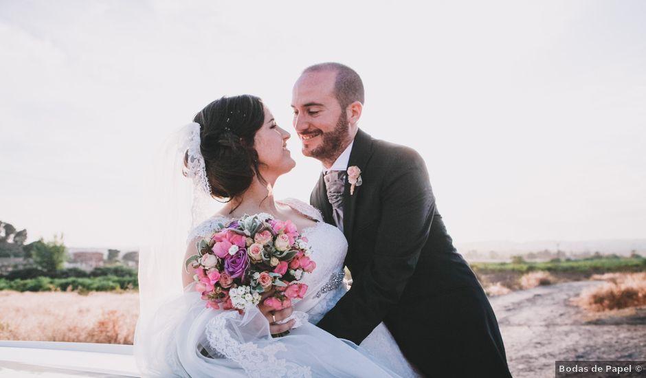 La boda de Rafa y Celia en Murcia, Murcia