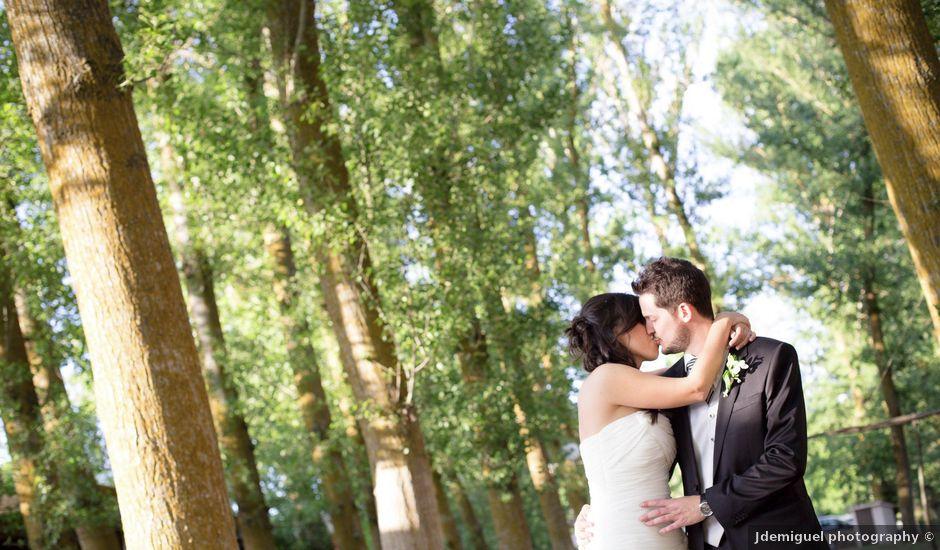 La boda de Manuel y Alicia en Saelices, Cuenca