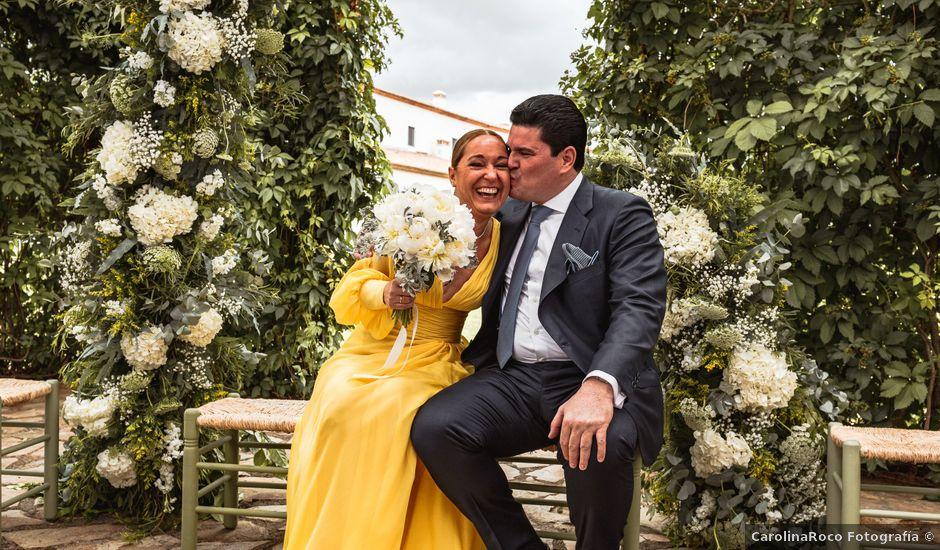 La boda de Luis y Azuzena en Cáceres, Cáceres