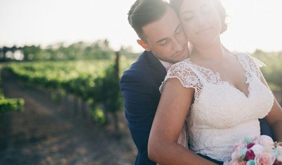 La boda de Cristian y Davinia en Igualada, Barcelona