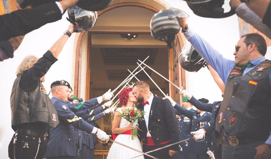 La boda de Simon y Nazareth en Cartagena, Murcia