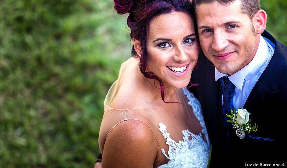 La boda de Robert y Ingrid en Sallent, Barcelona