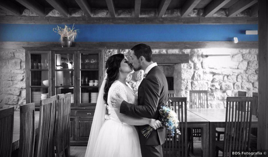 La boda de Alberto y Raquel en Villalibado, Burgos