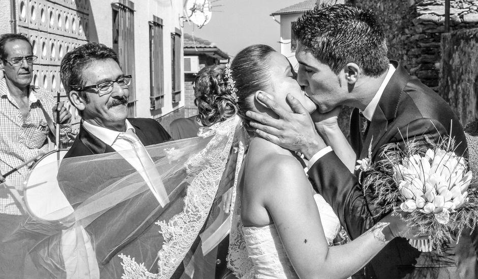 La boda de David  y Nieves  en Casar De Palomero, Cáceres