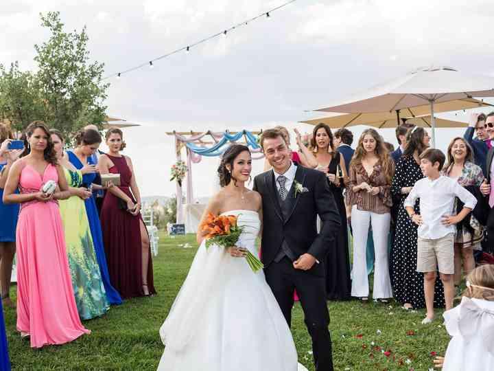 La boda de Alba y Alberto