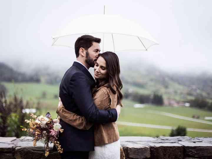 La boda de Estel y Dani