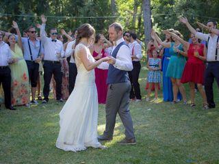 La boda de Nieves y Manuel
