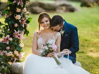 La boda de Anastasia y Nacho 1