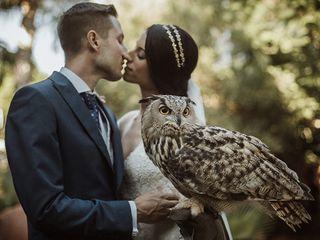 La boda de Clara y Alfonso