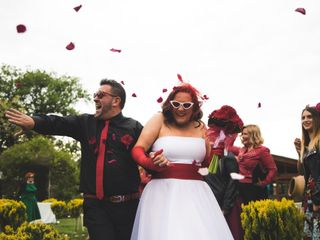 La boda de Pilar y Sergi