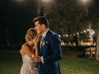 La boda de Elda y Eric 1