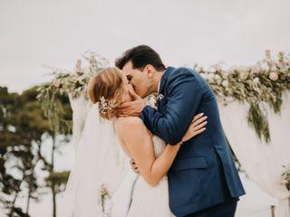 La boda de Elda y Eric