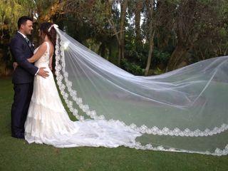 La boda de Elisabet y Alex