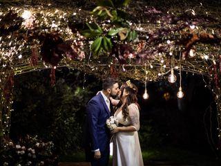 La boda de Patri y Dídac